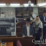 Year's First Siyum HaRambam Takes Place in Melbourne