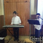 Cheder at the Ohel Marks 14 Kislev with Gathering