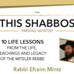 Shabbos at the Besht: 10 Life Lessons