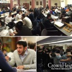YU Chabad Club Continues to Inspire Students