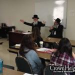 Chief Rabbi of Migdal Ha'emek Addresses Seminary