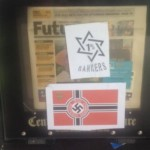 Anti-Semitic Stickers Put Up Around Florida Campus
