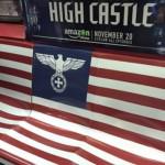 Amazon Ad Covers NYC Subway in Nazi Symbology
