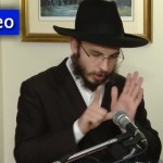 Video: Deaf Shliach Makes Siyum on Entire Shas