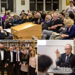 After BDS Debate Win, Dershowitz Addresses Oxford Chabad Society