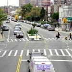 Pedestrian Plazas to Replace Parts of Empire Blvd.