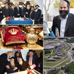 Sefer Torah Completed inside Federal Penitentiary
