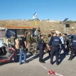 Four Israelis Injured in Car-Ramming Attack