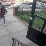 Theft of Tefilin Caught on Surveillance Video