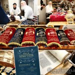 Seven New Sifrei Torah Prepared for Completion