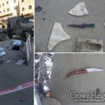 3 Israelis Soldiers Stabbed in 2 Terror Incidents