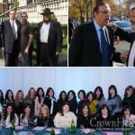 Oholei Torah Staff Receive Chanukah Bonuses