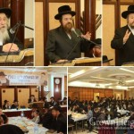 Photos: Hundreds Mark Yud Tes Kislev in Beitar Illit
