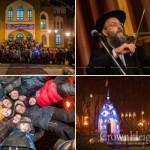 Chanukah Celebrated in Kharkov Like Never Before