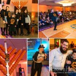 Photos: Chanukah on the Court with Friendship Circle