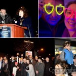 Chabad Hosts 5 Public Menorah Lightings in Essex