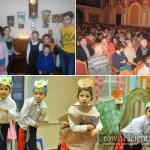 Young Ukraine Shluchim Count Chanukah Blessings