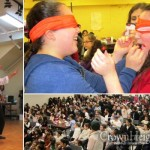 Kids Enjoy Chanukah Carnival at Beis Rivkah-Montreal