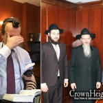 Governor Celebrates 'Bar Mitzvah' During Meeting