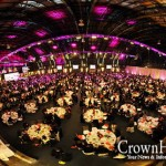 Kinus Hashluchos Banquet Back at the Armory