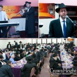 Chicagoans Celebrate Yud Tes Kislev at F.R.E.E.