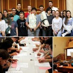 Teens Help to Mend a Holocaust-Era Torah, Letter by Letter