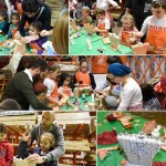 Home Depot Hosts Friendship Circle Menorah Workshop