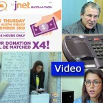 TODAY: JNet Matching Donation Campaign