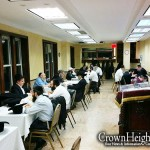 New Weekly Halacha Kollel in Crown Heights