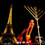 Eiffel Tower Menorah Lighting to Go Ahead as Planned