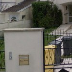 Poisonous Chemical Daubed on French Synagogue