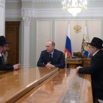 Putin Congratulates Russian Jews on Chanukah