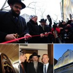 New Chabad Center Dedicated on the Russia-China Border
