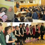 Montreal Students Mark Yud Shvat with Kindness