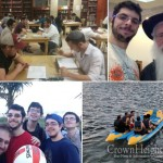 College Students Uplifted at Miami Torah Experience