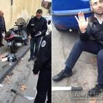 Jew Attacked by Machete-Wielding Teen in Marseille