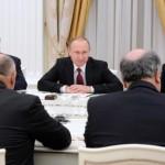 Putin: European Jews Can Find Safety in Russia