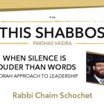 Shabbos at the Besht: A Torah Approach to Leadership