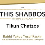Shabbos at the Besht: Tikun Chatzos