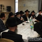 Renowned Gadol Celebrates Birthday at Miami Yeshiva
