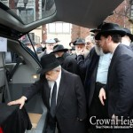 Photos: Levaya of Rabbi Bentzion Friedman OBM