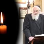 Boruch Dayan Hoemes: Harav Yisroel Belsky, OBM