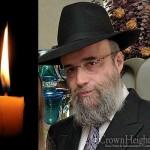 Boruch Dayan Hoemes: R' Chaim New, 53, OBM