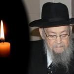 Boruch Dayan Hoemes: R' Refoel Wilschansky, 91, OBM