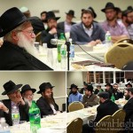 Photos: Oihel Nosson Hosts Yud Shvat Farbrengen