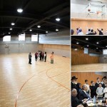 Oholei Torah Celebrates Completion of New Gym