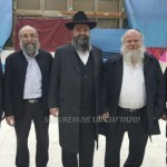 Picture of the Day: Newly Elected Vaad of Kfar Chabad