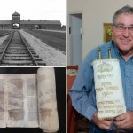 From Auschwitz to Israel: the Saga of a Long-Lost Torah