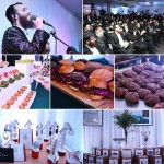Hundreds Turn out in Support of Lubavitcher Yeshiva