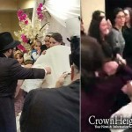 Crown Heights Rallies Together for Couple's Wedding